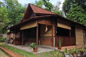 Rumah Jawa di Jogja